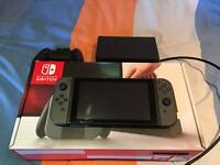 Nintendo Switch and Zelda: Breath Of The Wild