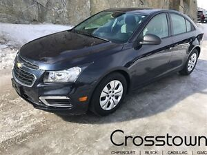 2015 Chevrolet Cruze 2LS/BLUETOOTH/LOW MILEAGE/PL PM PW/CLEAN CA