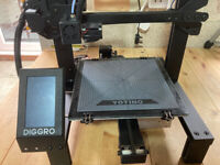 3D Printer - assembled, calibrated and ready to print