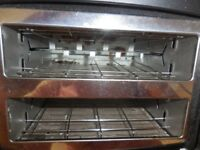 Carlton toaster 2 slices in used condition