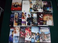 32 DVDs – Various Shows, Films and Artists