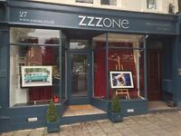 Beautiful shop in Redland available to rent. Just off Gloucester Road on Zetland Road