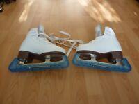 Graf Bolero Junior Ice Skates size 33