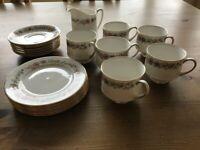 Paragon China Belinda Tea Set