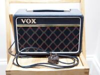 Vintage VOX Escort 2.5 Watt Busker Amp - Mains/Battery powered - Made in England