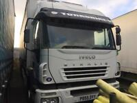Iveco stralis 26 Ton Truck auto breaking for spares
