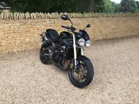 Triumph Street Triple 675 with Arrow Exhausts