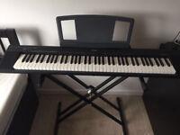 Yamaha NP30 Portable Grand Keyboard and Stand