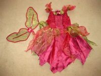 Fairy costume girl's fancy dress age 3-5yrs. VGC clean. Sugar Plum fairy.Ladybird brand. London NW3