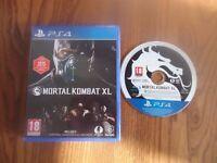 mortal kombat xl edition ps4