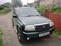 2001 Suzuki Grand Vitara 4x4