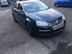 Vw Jetta 2006 excellent condition Full service history only 1 Former Keeper