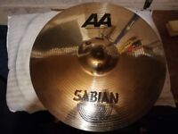 "Sabian AA Metal X Crash 20"" in excellent condition"
