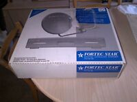 Fortec Star FS 4000 v2 Digital Satellite System for sale