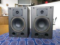 Gale Gold Monitor MKII Hi-Fi Stereo Speakers