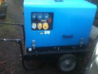 p6000 yanmar diesel generator
