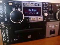 Denon DN-D4500 professional CD player
