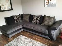 Ex dfs sofa Corner and 2/3 seater