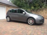VW GOLF GT SPORT Automatic diesel 2008 57 two keys