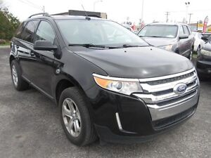 2013 Ford Edge SEL (Electr seats, Heated seats, Sync)