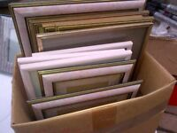 Assortment of Photo Frames