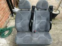 Ford Transit Double Seats or Single Seats (2012)