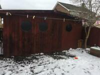 Garden shed /play house