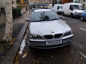 BMW E46 330D TOURING *LOW MILES*