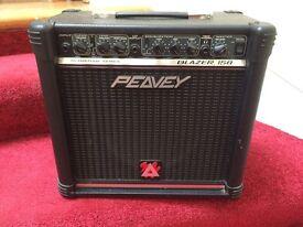 PEAVEY BLAZER 158 TRANSTUBE GUITAR AMP