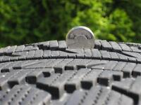 For Sale: BMW Winter Tires (225/55R16) on Rims (5x120mm)