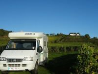 Fiat Ducato Chausson Welcome 50 Compact Motorhome LHD
