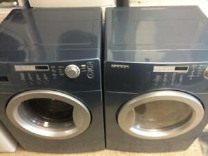 41-  Laveuse Sécheuse Frontales BRADA  Frontload Washer Dryer