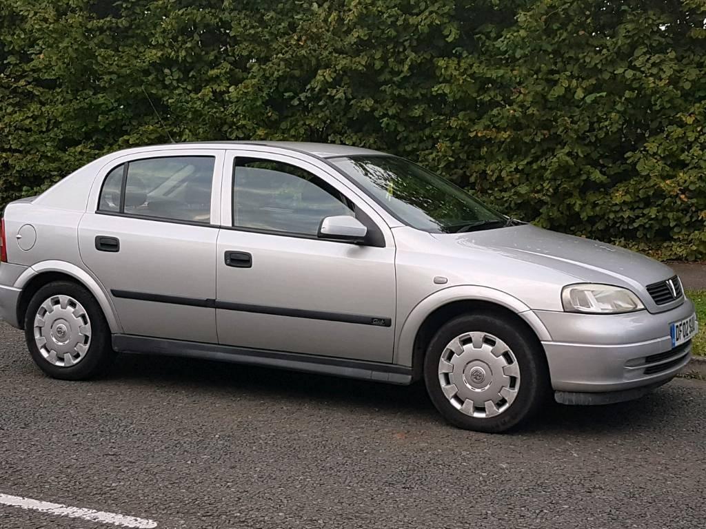 Vauxhall Astra 1.6 club - 60000 miles 1 years mot
