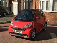 Smart Fortwo 2013 diesel 85mpg auto £0 tax