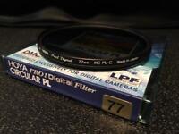 Hoya Pro 1 77mm Circular Polariser