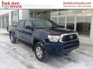 2013 Toyota Tacoma 4X4 Double Cab SR5 Power Package
