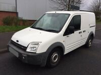 Ford TRANSIT CONNECT L200 - (will accept P/X)