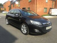 Vauxhall Astra 2.0 CDTi 16v Sri 5dr SATNAV