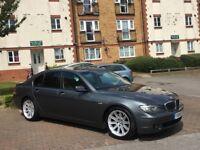 BMW 730d M SPORT AUTOMATIC Grey 2008