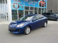 2013 Mazda Mazda3 SkyActiv with 2 Sets of Wheels and Tinted Wind