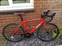 B'TWIN Road bike 51cm small/medium frame