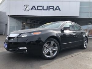 2014 Acura TL TECH | 3.3% | NAVI | OFFLEASE | ONLY60000KMS