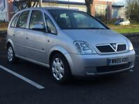 VAUXHALL MERIVA 1.6 2006 (55 REG)*£849*LOW MILES*MANUAL*CHEAP TO RUN*PX WELCOME*DELIVERY