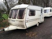 Buccneer 1992 2 berth in mint condition fall awning