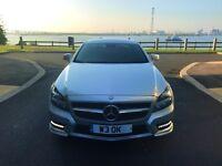 Mercedes-Benz CLS 3.0 CLS350d CDI BlueEFFICIENCY AMG SPORT 7G-TRONIC 4dr Coupe