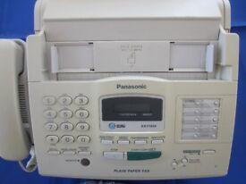 Panasonic plain-paper fax KX-F1810E