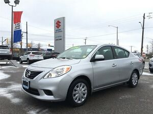 2014 Nissan Versa SV ~Low Km's ~Clean Unit