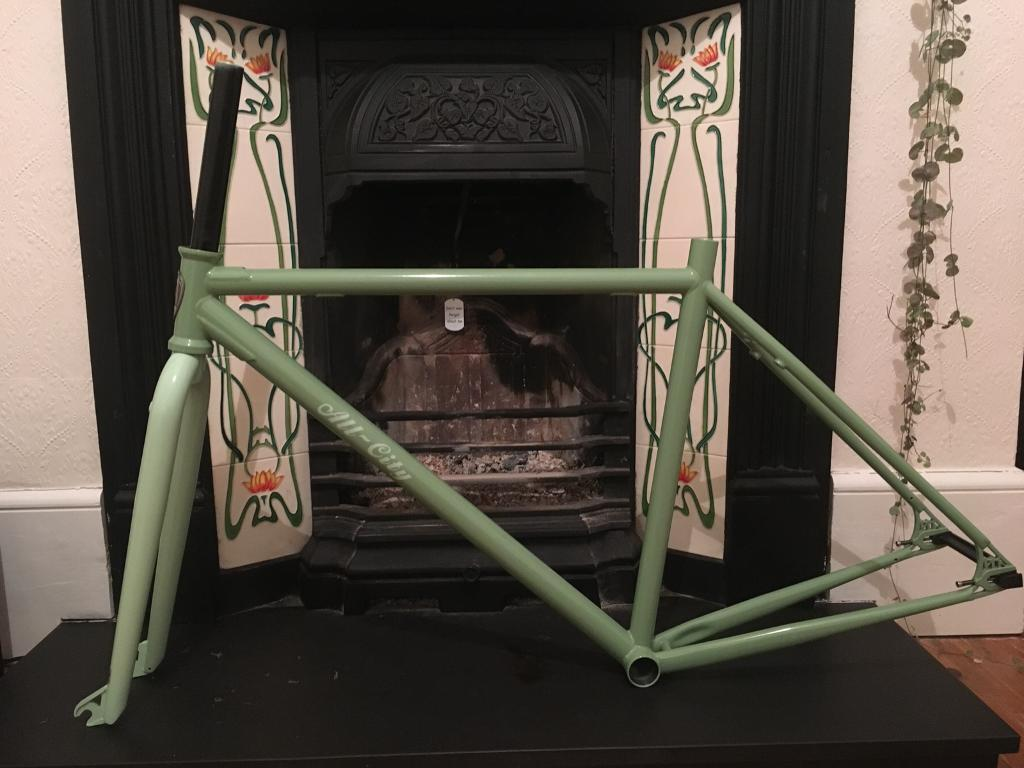 All City Dropout Frameset (Frame & Forks) - Small