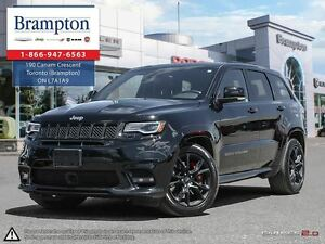 2017 Jeep Grand Cherokee SRT | 1 Owner Trade- In | LOADED |