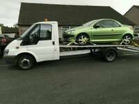 BRISTOL SCRAP CAR BUYER,CASH PAID TODAY